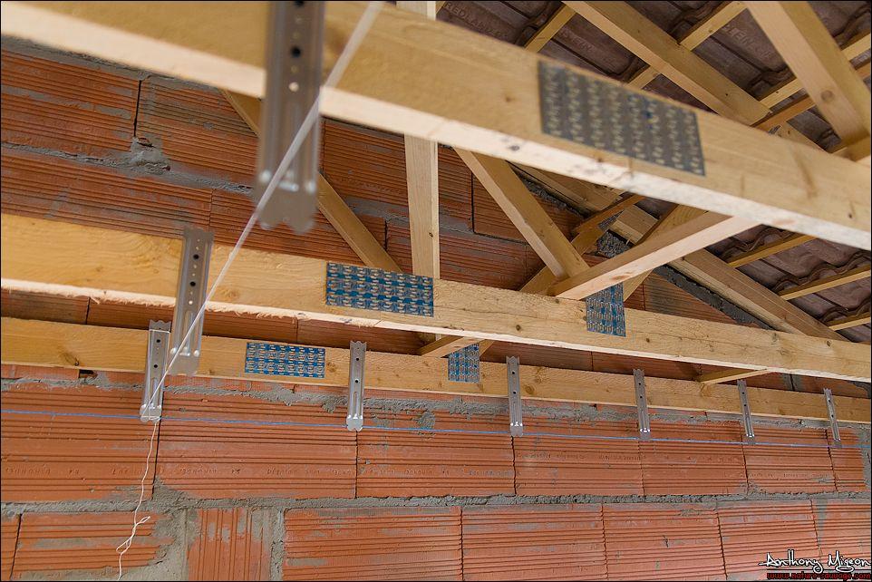 isolation toiture garage amazing fiche technique laine de verre par isover panneau laine de. Black Bedroom Furniture Sets. Home Design Ideas