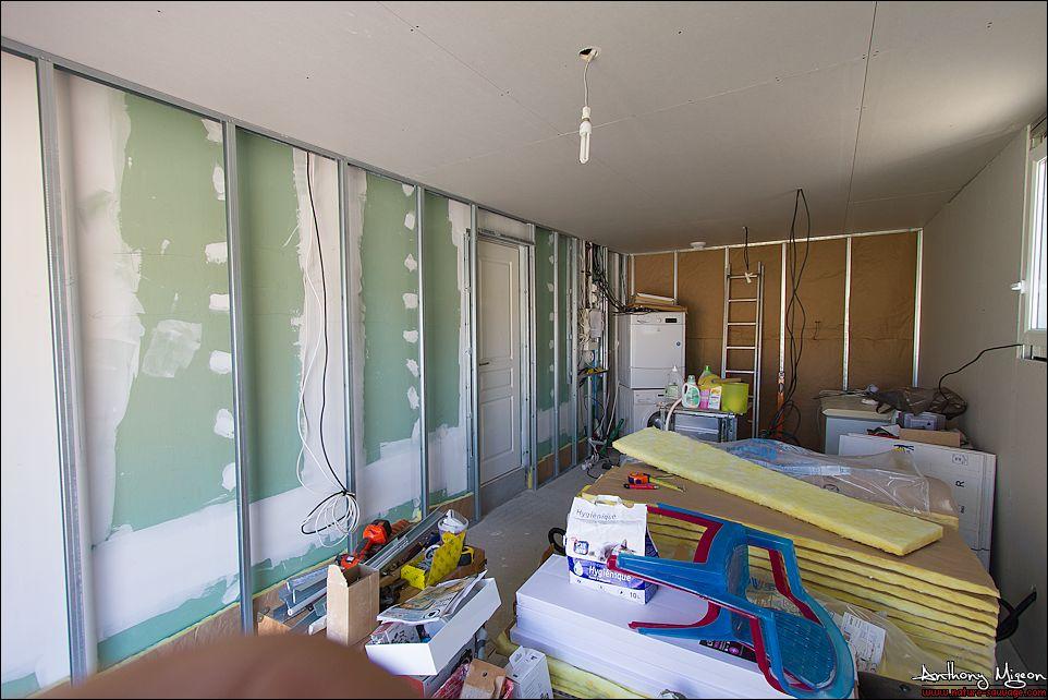 baie vitre volet roulant pour remplacer porte garage with baie vitre volet roulant pour. Black Bedroom Furniture Sets. Home Design Ideas